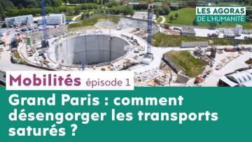 Grand Paris Express : quels enjeux pour le plus grand projet urbain d'Europe ?