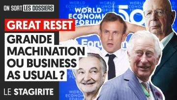 GREAT RESET : GRANDE MACHINATION OU BUSINESS AS USUAL ?