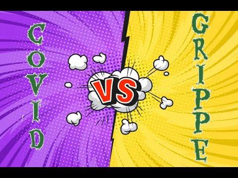 Grippe VS Covid, qui est vraiment le plus mortel ?