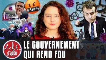LA FRANCE DIRIGÉE PAR DES SADIQUES ? (RESTRICTIONS, ANNONCES INCOHÉRENTES…)