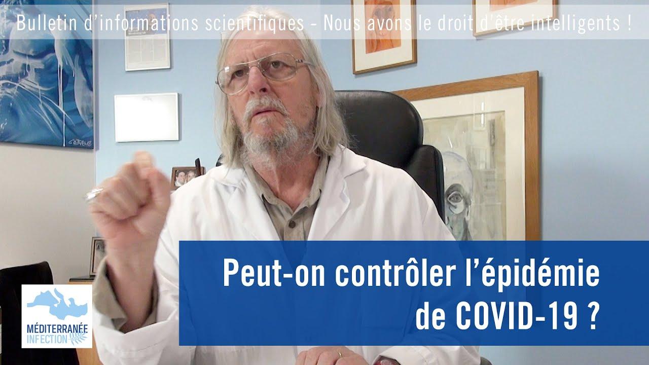 Peut-on contrôler l'épidémie de COVID-19 ?