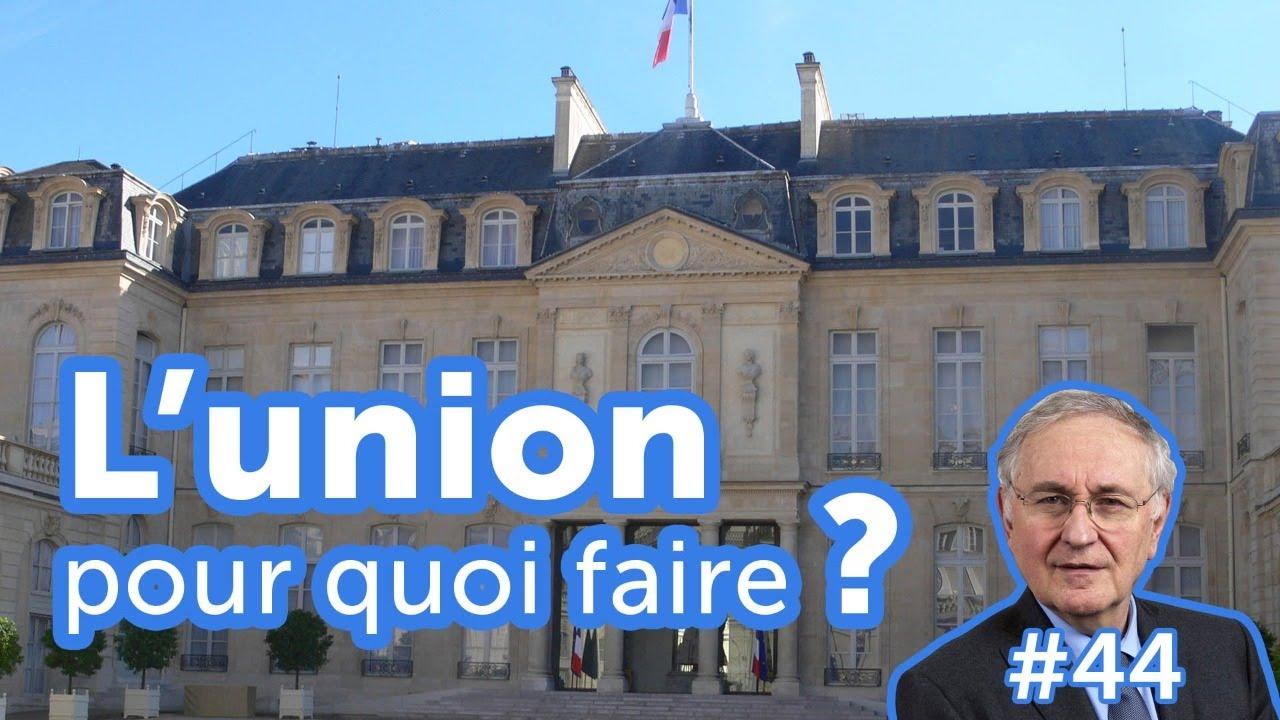 Présidentielle : L'union, pour quoi faire ? – L'éclairage de Jacques Cheminade
