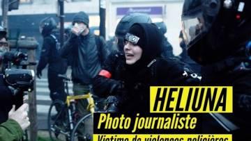 Témoignage d'une photographe victime de violences policières
