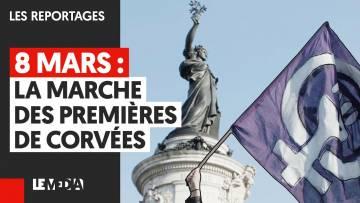 8 MARS : MARCHE DES PREMIÈRES DE CORVÉE