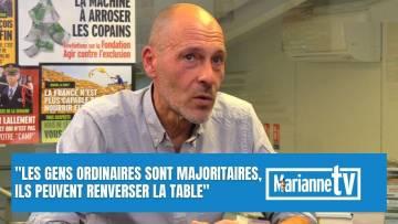 """Christophe Guilluy : """"Les gens ordinaires peuvent renverser la table"""""""