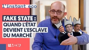 FAKE STATE : QUAND L'ÉTAT DEVIENT L'ESCLAVE DU MARCHÉ