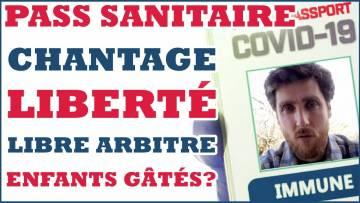 Passeport Sanitaire : Dangers d'un choix capricieux ?
