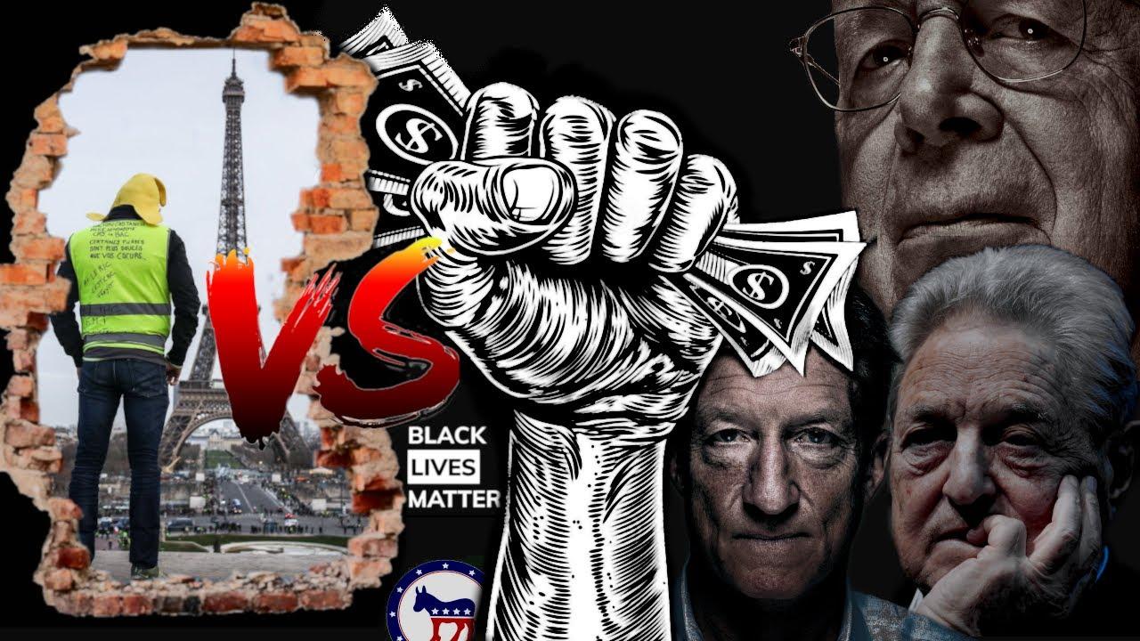 Pourquoi Black Lives Matter est aimé par les élites ? [ZAPPING 3/8]