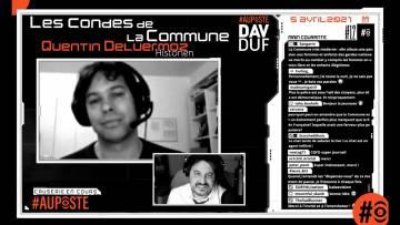 Au Poste #12 avec Quentin Deluermoz, historien : les condés de la Commune