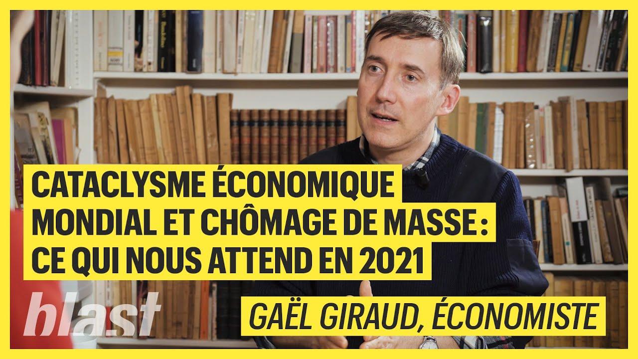 CATACLYSME ÉCONOMIQUE MONDIAL ET CHÔMAGE DE MASSE : CE QUI NOUS ATTEND EN 2021
