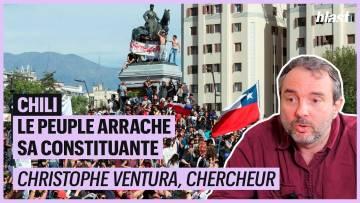 CHILI : LE PEUPLE ARRACHE SA CONSTITUANTE