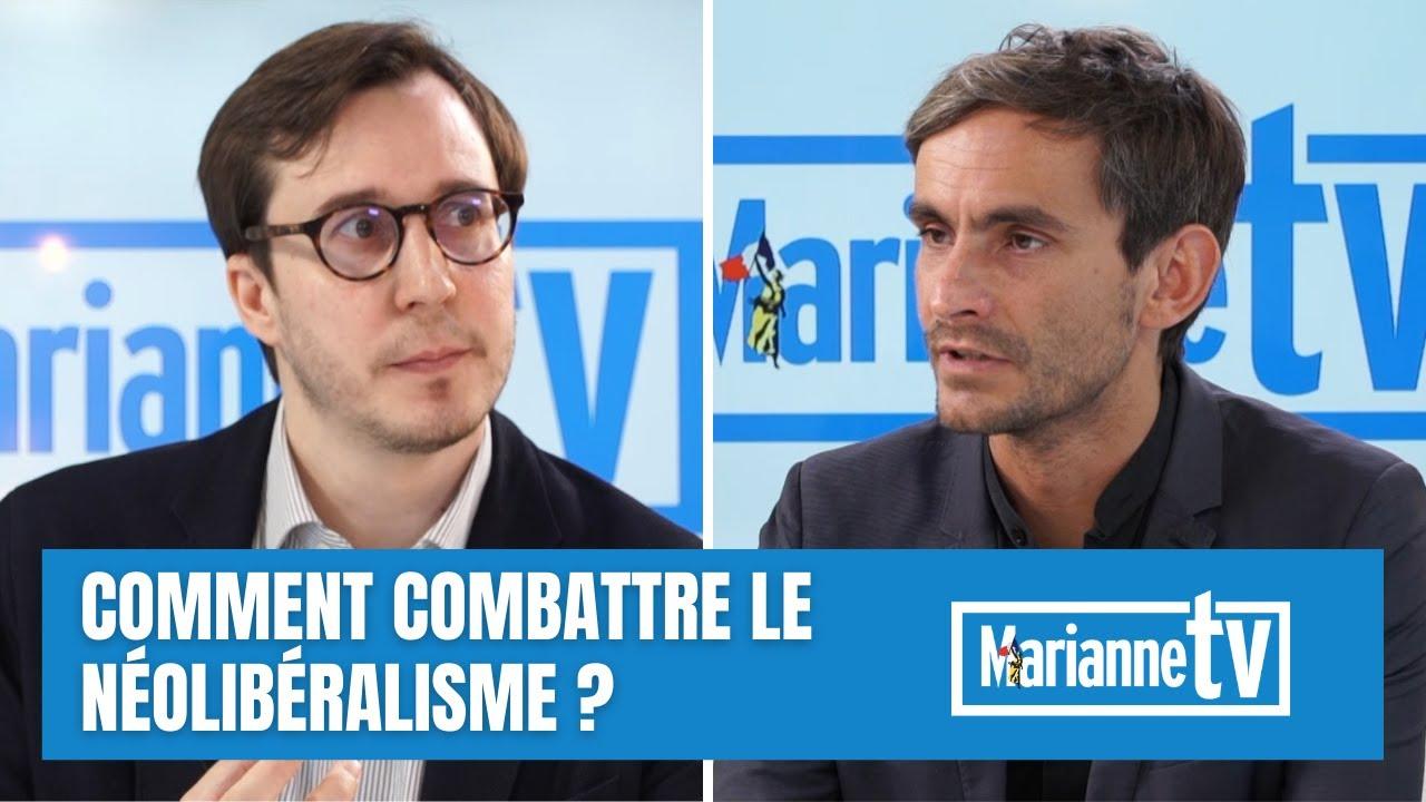 Comment combattre le néolibéralisme ? Avec François Boulo et Pierre Jacquemain