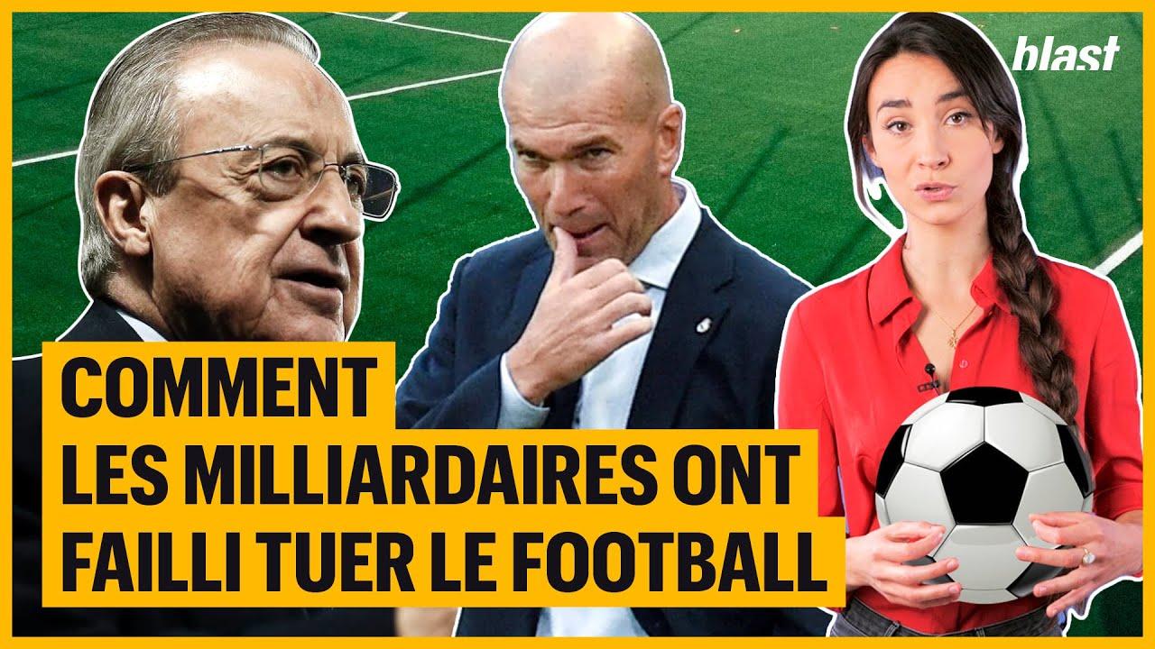 COMMENT LES MILLIARDAIRES ONT FAILLI TUER LE FOOTBALL