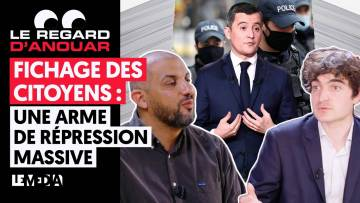 FICHAGE DES CITOYENS : UNE ARME DE RÉPRESSION MASSIVE