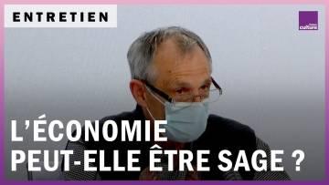 Jean-Joseph Boillot : l'économie peut-elle être sage ?