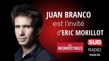 """Juan Branco : """"J'espère que les fourches vont sortir bientôt !"""""""