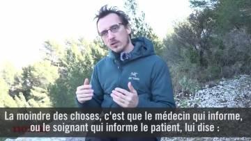 Louis Fouché « Les médias disent que seul le vaccin nous sauvera »