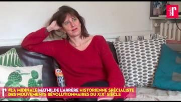 Mathilde Larrère : « La Commune n'est pas morte mais hélas, Versailles non plus ! »