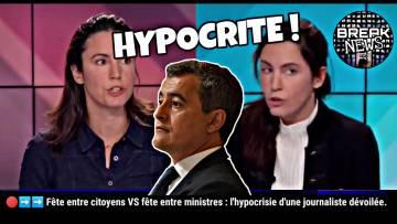 Ministres vs Citoyens : l'hypocrisie d'une journaliste dévoilée