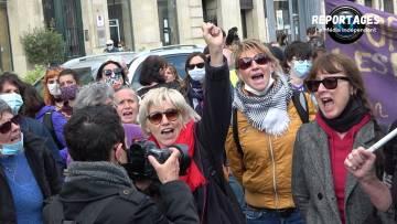 1 mai Bordeaux : Manifestation intersyndicale