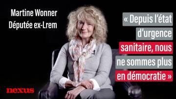 « Depuis un an, il n'y a plus aucun débat possible », interview sans filtre de Martine Wonner