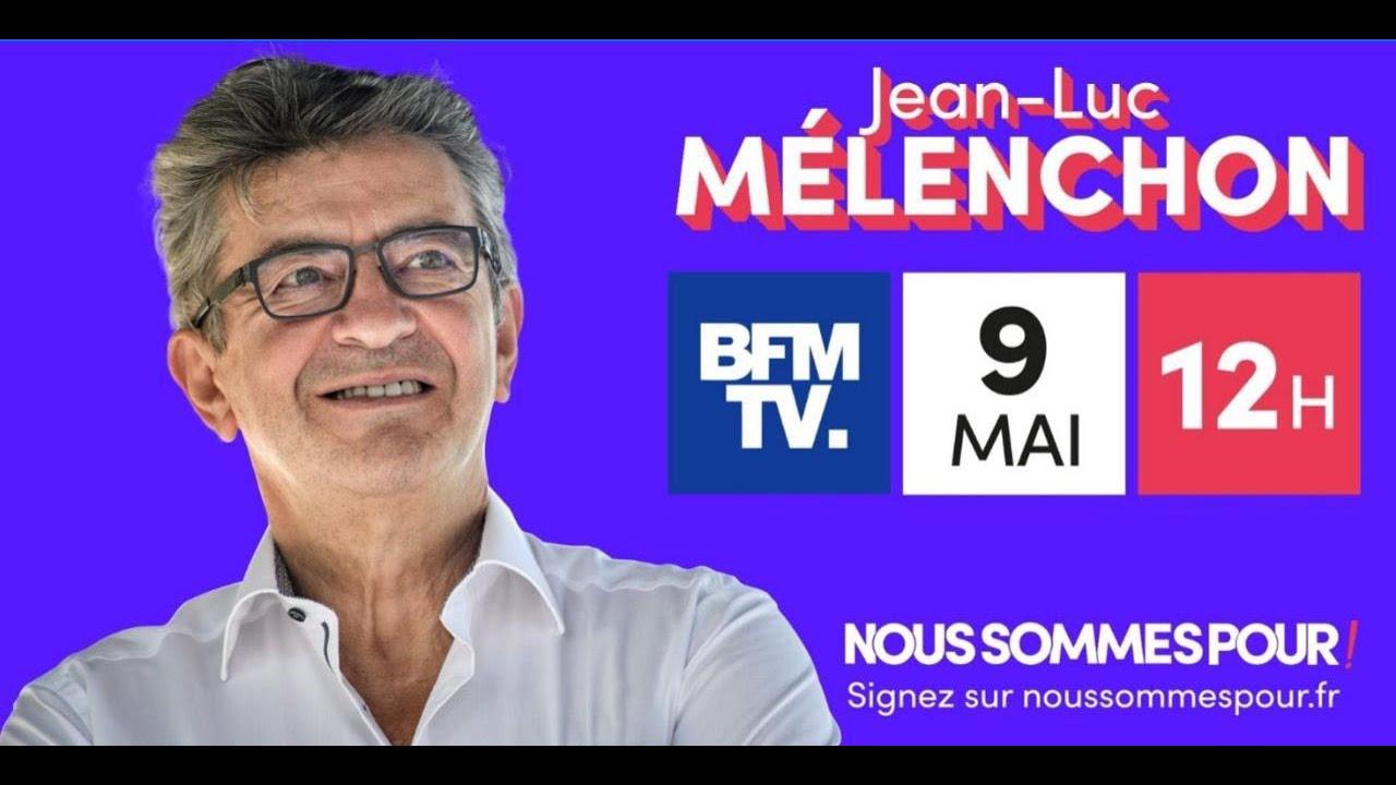 Jean-Luc Mélenchon sur la violence qui monte