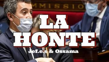 LA HONTE (Loi sécurité globale) – Jef.e.s & Ossama