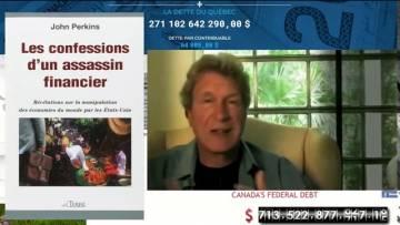 Les confessions d'un assassin financier John Perkins : à méditer