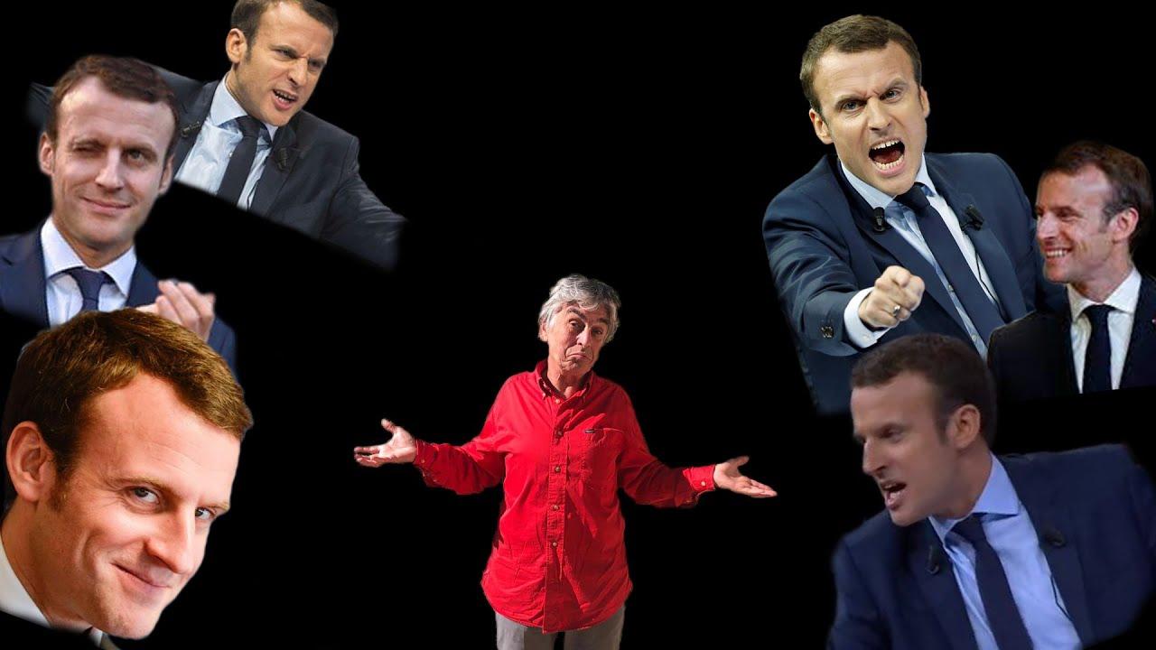 Macron, Grandeur, Fiasco et Décadence…