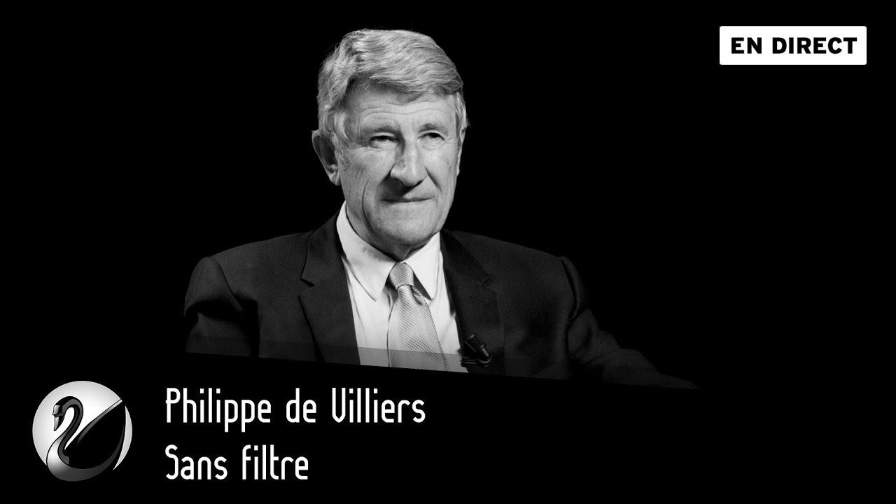 Philippe de Villiers sans filtre ?