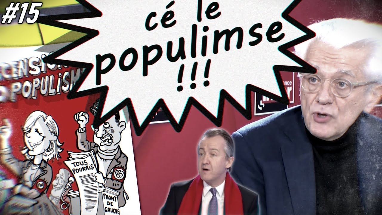 Populisme et populologie – Langues de bois #15