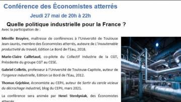 Quelle politique industrielle pour la France ?