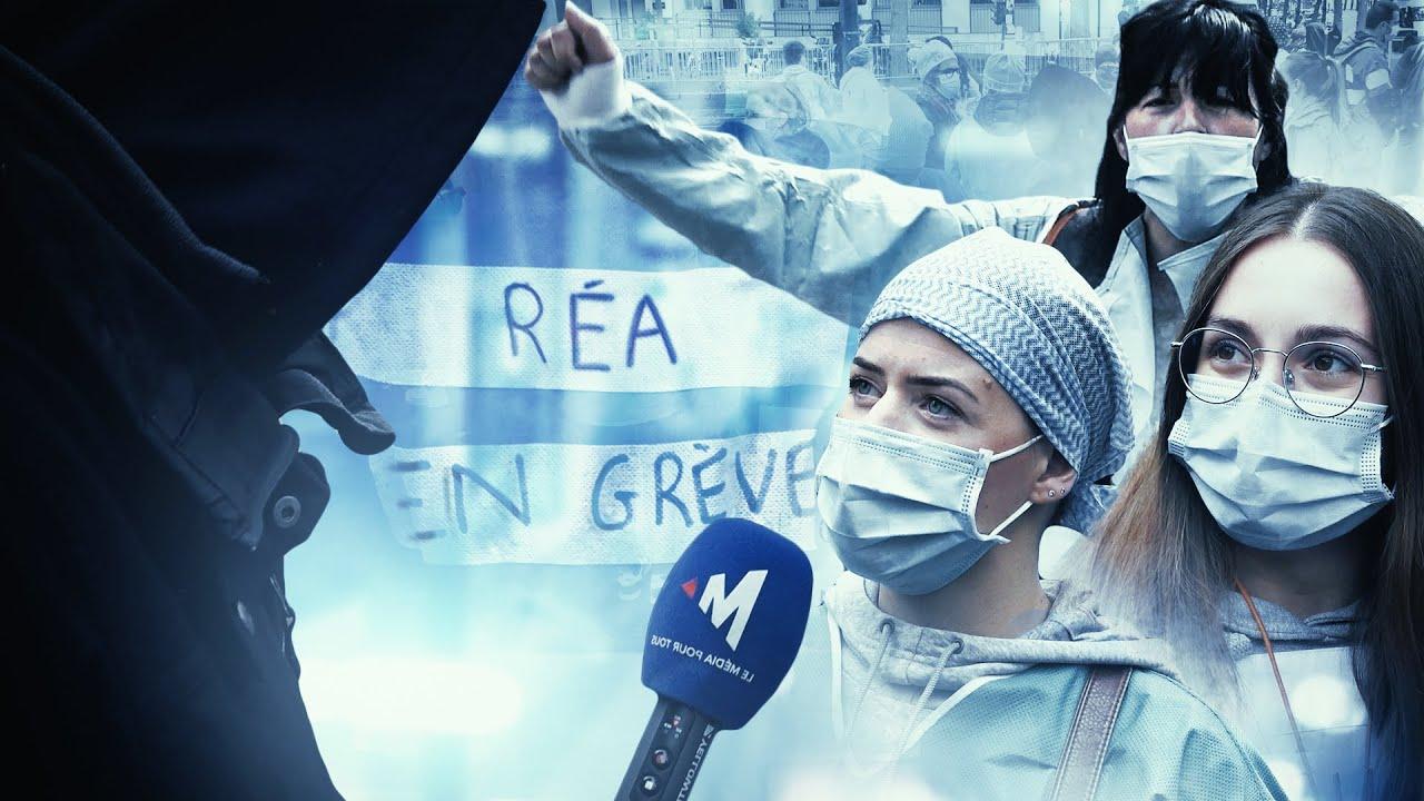 RÉANIMATION à l'abandon : le cri de détresse des infirmières – Les reportages de Vincent Lapierre
