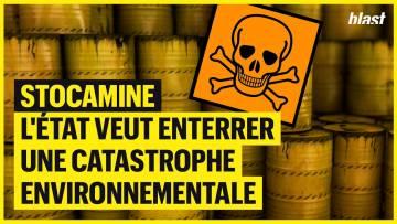STOCAMINE : L'ETAT VEUT ENTERRER UNE CATASTROPHE ENVIRONNEMENTALE
