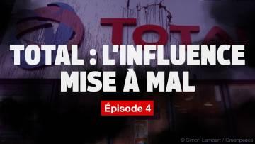 Total : l'influence mise à mal