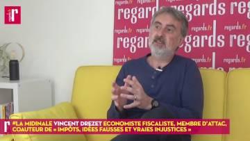 Vincent Drezet : « Notre système fiscal est très peu redistributif »