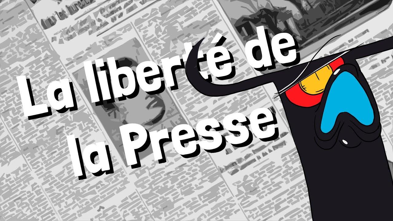 Diable Positif: la liberté de la presse