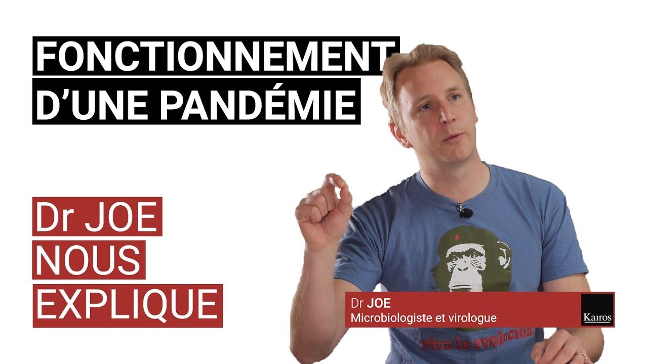 Dr Joe – La pandémie pour l'homme-scientifique