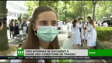 Internes en grève : «On nous méprise tout autant que les patients depuis 40 ans»