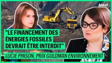 """""""LE FINANCEMENT DES ÉNERGIES FOSSILES DEVRAIT ÊTRE INTERDIT"""""""
