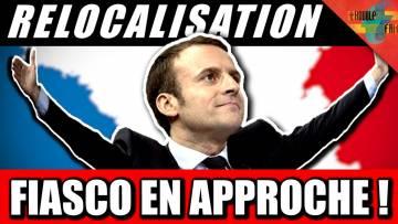 Relocalisation+ Start-up Nation = La France EnMarche vers le Tiers-Monde !