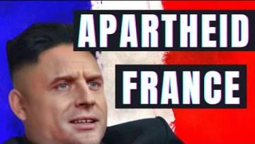APARTHEID FRANCE : LE GOUVERNEMENT CONTRE LE PEUPLE [COUP DE GUEULE]