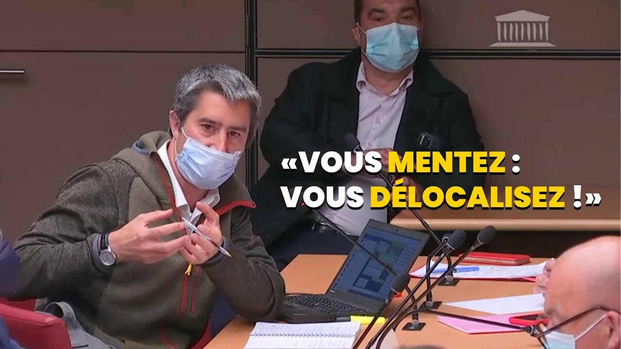 """Au PDG de Renault : """"Vous mentez… et vous refusez de répondre !"""""""