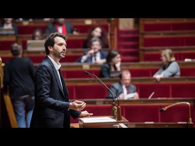 Bastien Lachaud démolit le pass sanitaire à l'Assemblée nationale