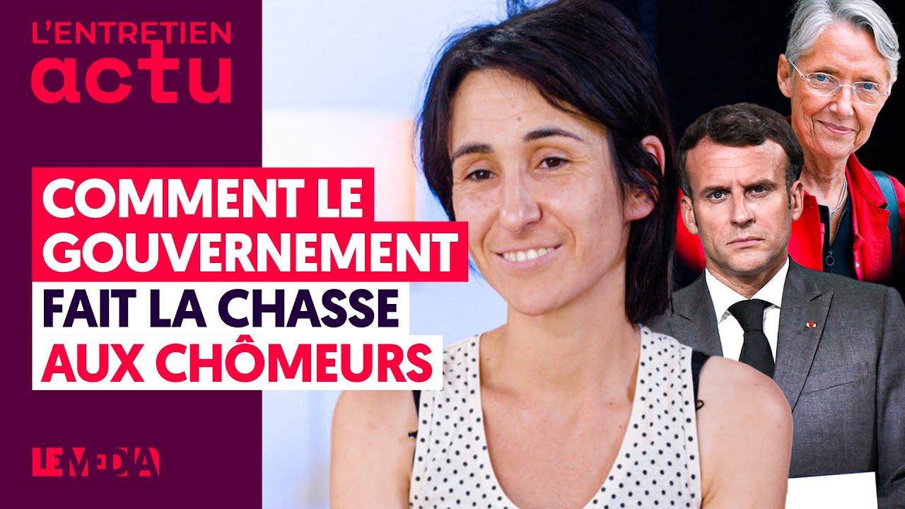 COMMENT LE GOUVERNEMENT FAIT LA CHASSE AUX CHÔMEURS