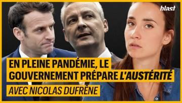 EN PLEINE PANDÉMIE, LE GOUVERNEMENT PRÉPARE L'AUSTÉRITÉ