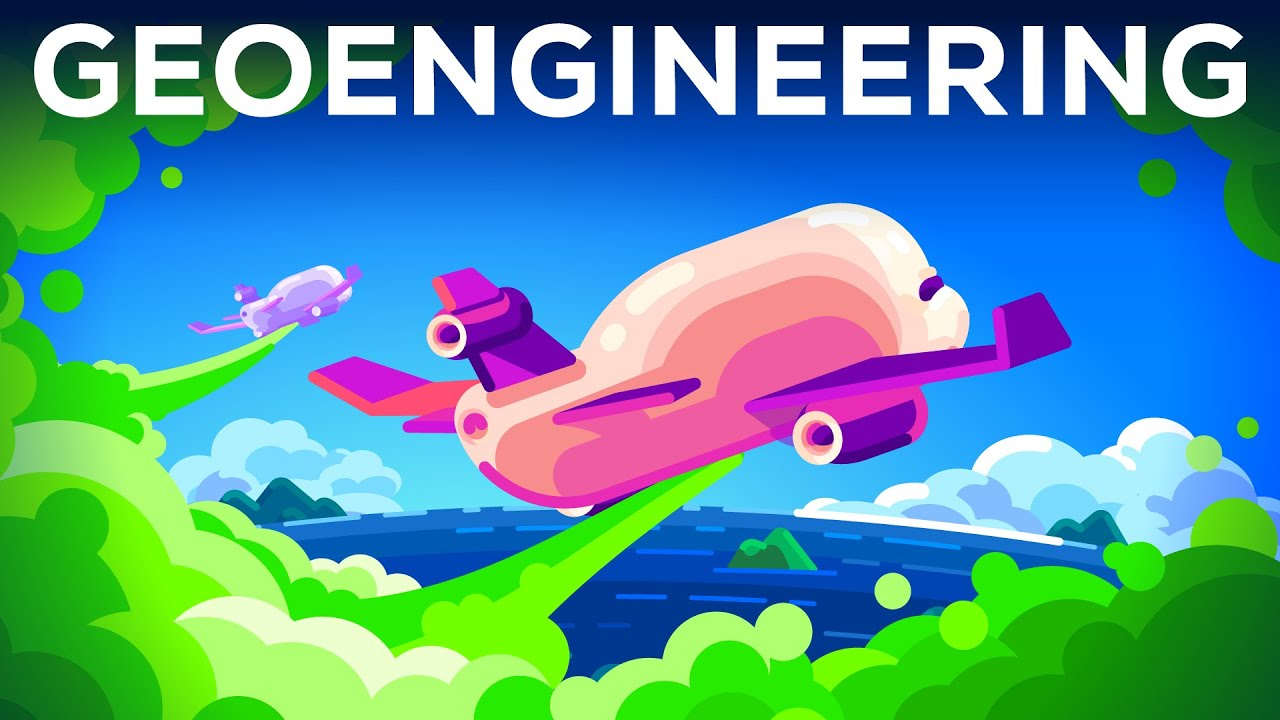 La géo-ingénierie : une idée horrible que nous pourrions avoir à faire (sous-titré)
