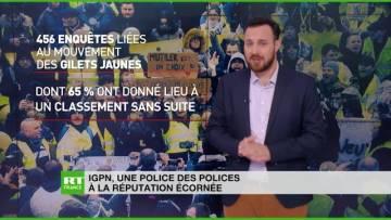 IGPN, une police des polices à la réputation écornée