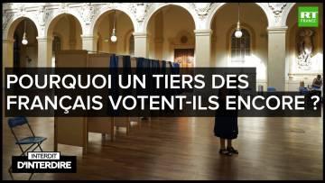 Interdit d'interdire – Pourquoi un tiers des Français votent-ils encore ?