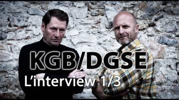 KGB/DGSE : discussion entre espions 1/3
